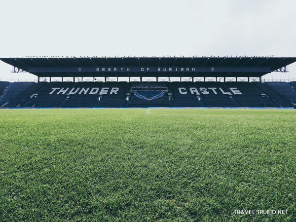 Thunder Castle Stadium