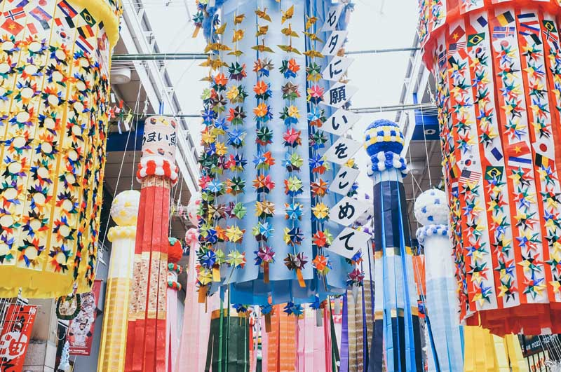 Tanabata Japan