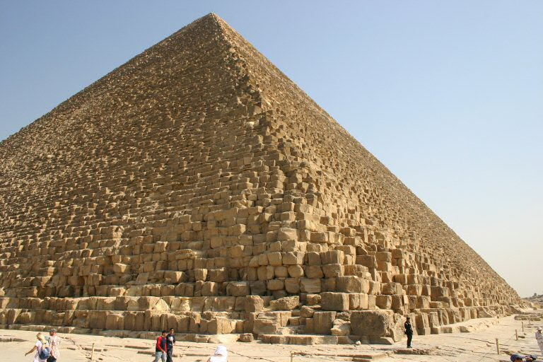 7 Wonder Pyramid