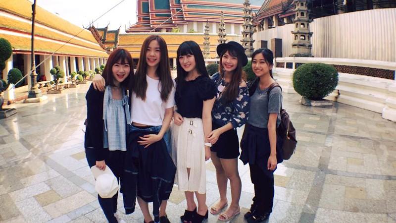 BNK48 Bangkok Tour