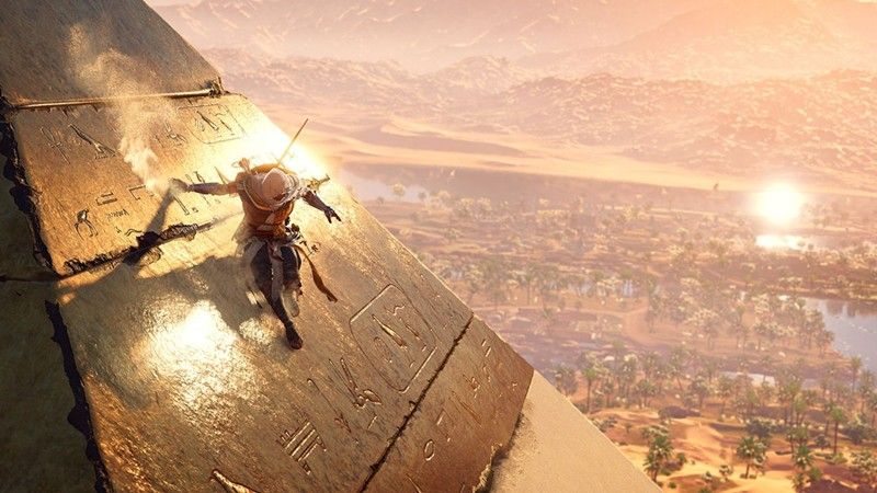 Assassin's Creed Origins อียิปต์