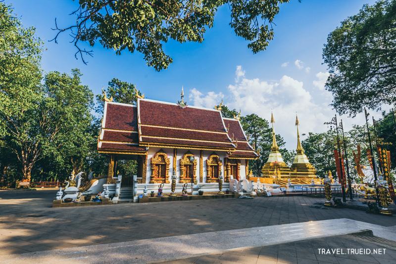 Wat Phra That Doi Tung