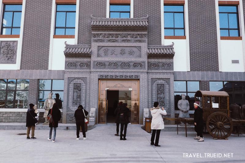 Xian Trip Qin Shi Doll