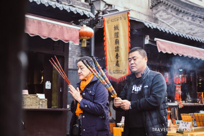 xian trip Chen Wang Miao