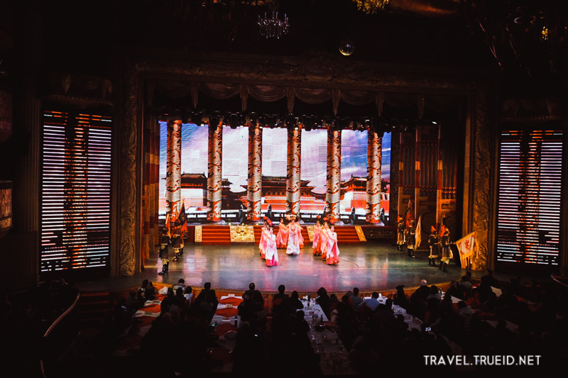 Tang Dynasty Dance Show