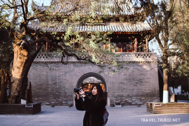 Xian Trip Small Wild Goose Pagoda
