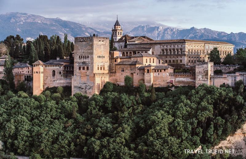 30 The Alhambra