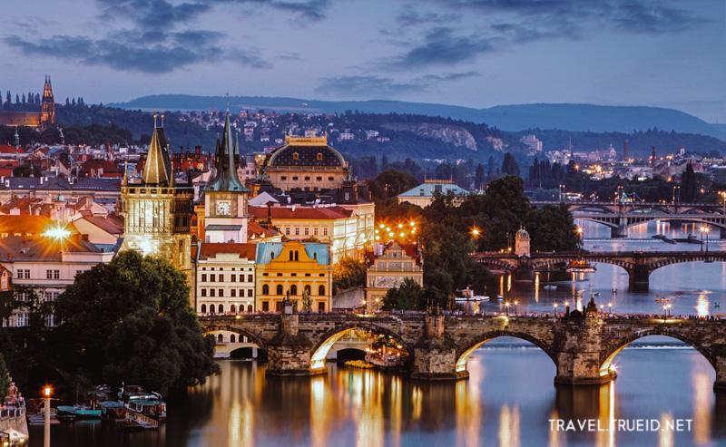 40 Prague