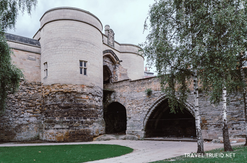 35 Nottingham Castle