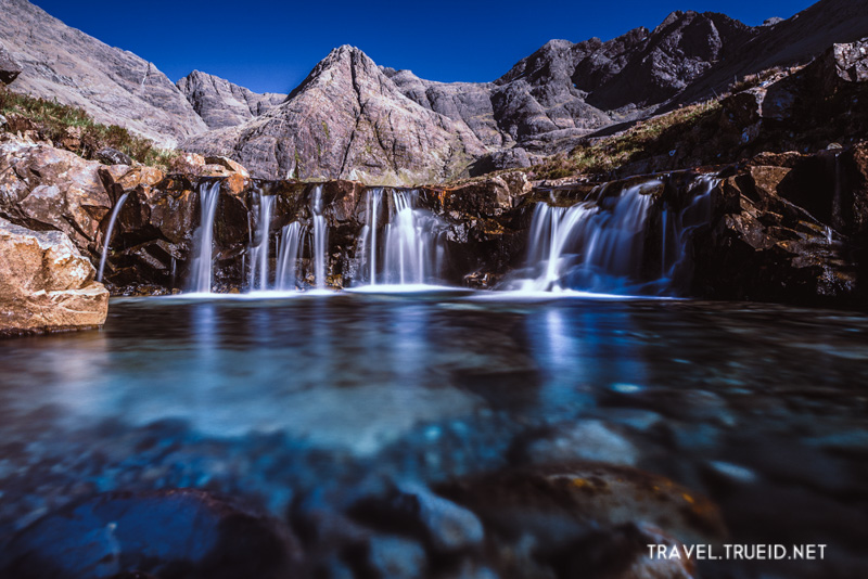 Beautiful Place Fairy Pools, Isle of Skye