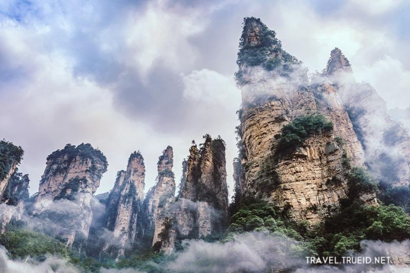 36 Zhangjiajie