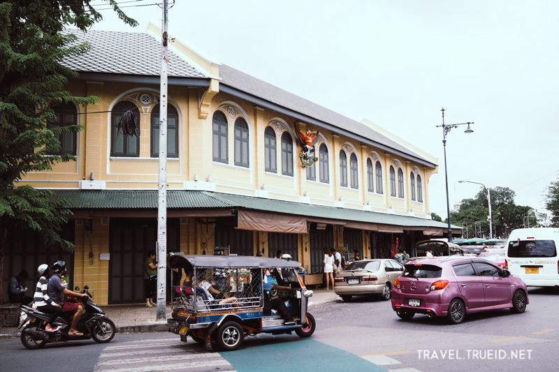 Tha Chang Bangkok