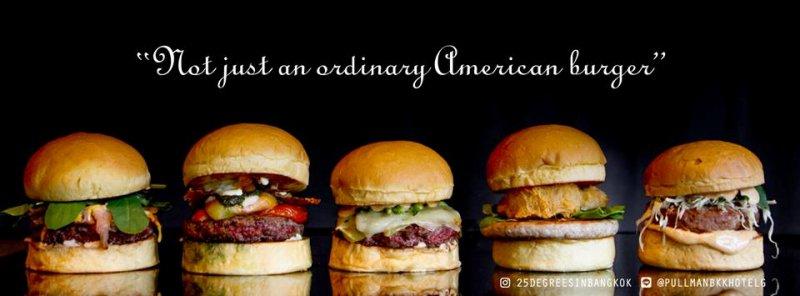 เบอร์เกอร์ Burger