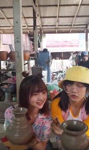 BNK48 Tour Koh Kre เกาะเกร็ด