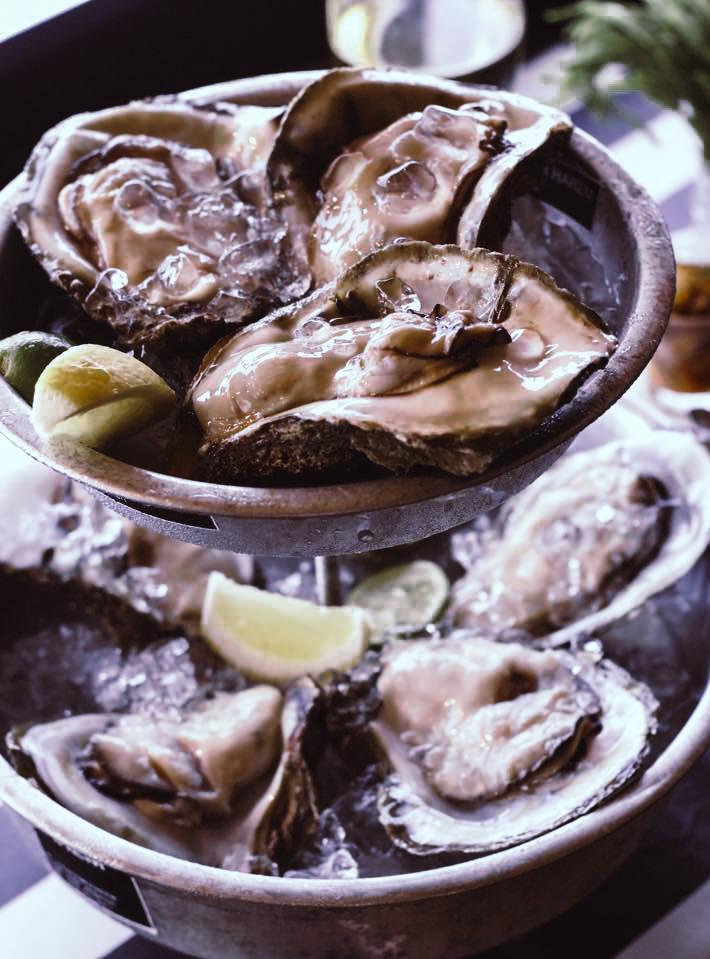 Oyster Harem