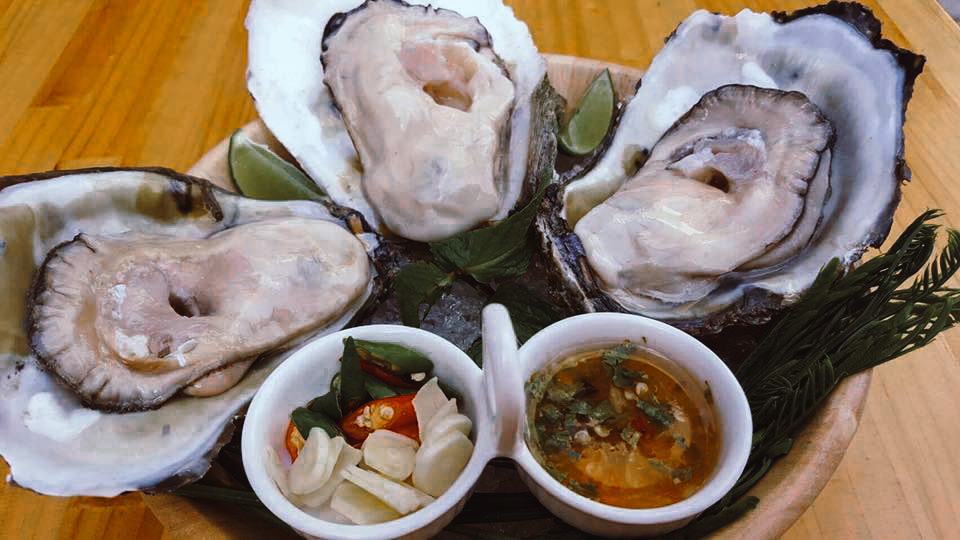 Oysters Bistro By Amei