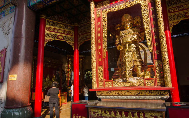 Wat Borom Raja Kanjanapisek