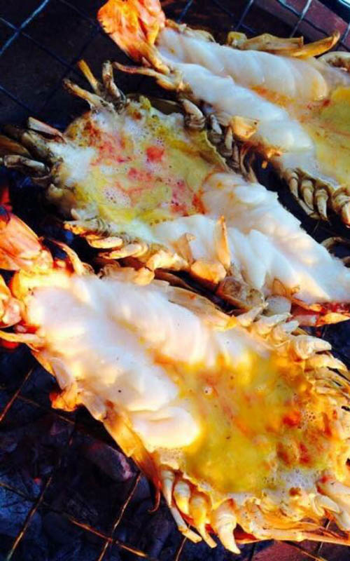Sell crab