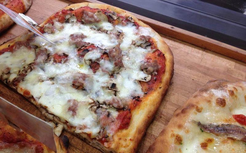 Pizza Pala Romana