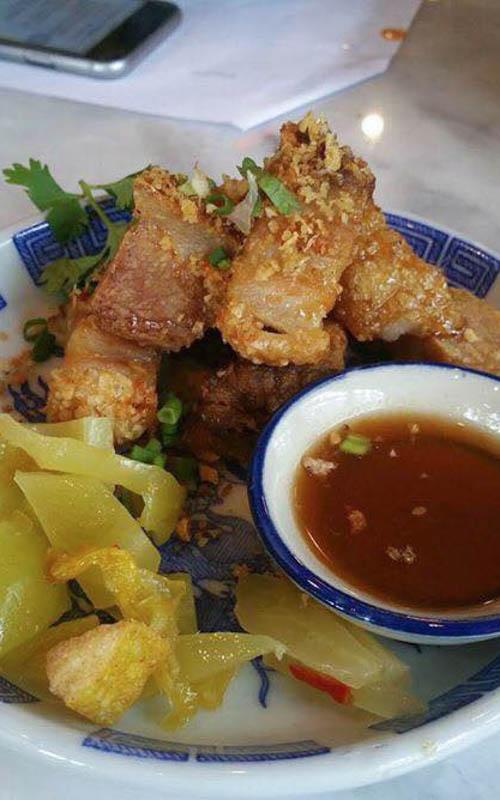 Chinese Suki Bangkok