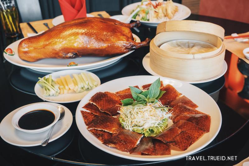 ลิ้มรส อาหารจีน ตำรับกวางตุ้ง ที่ Garden Court โรงแรมเจ้าพระยาปาร์ค บรรยากาศเซี่ยงไฮ้
