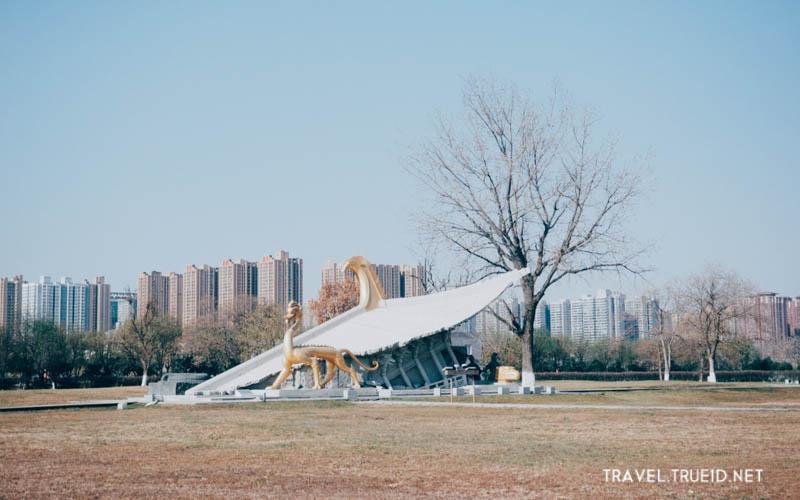 Daming Palace Xian
