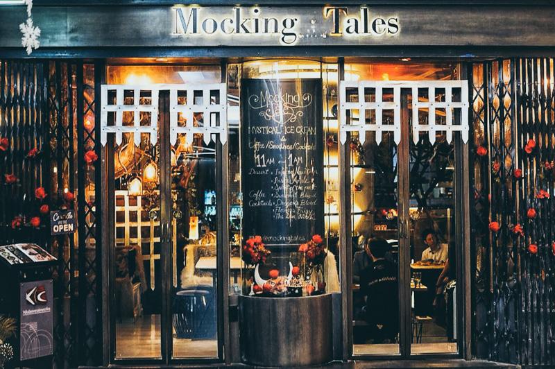 Mocking Tales