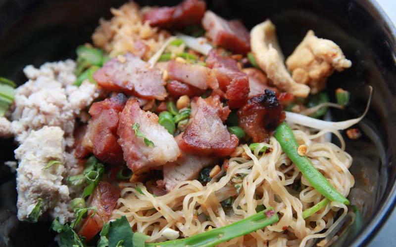 Egg Noodle Bangkok