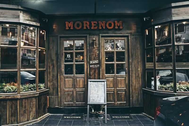 MoreNom Magic Bar