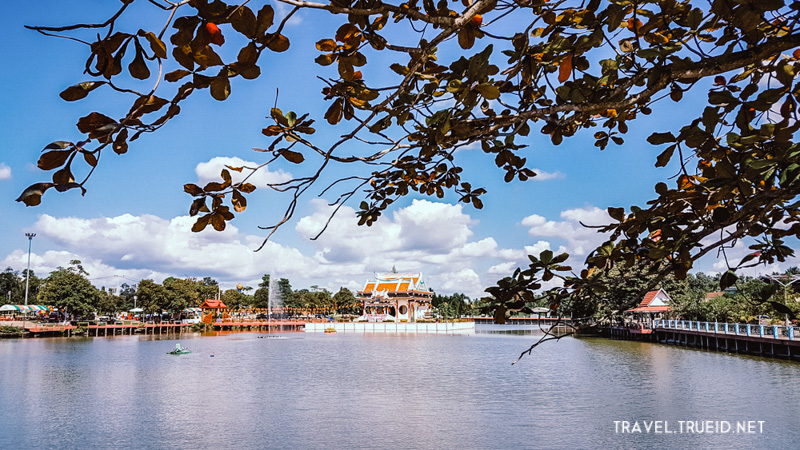 Somdej Phra Naresuan Maharat Shrine