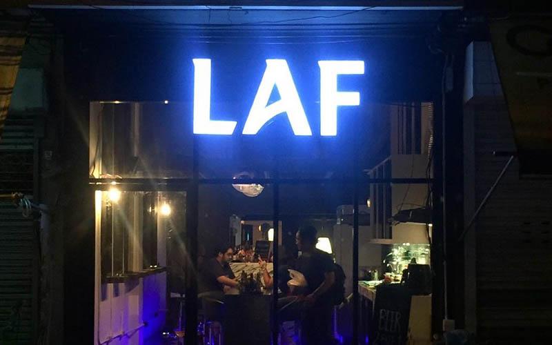 LAF Hostel