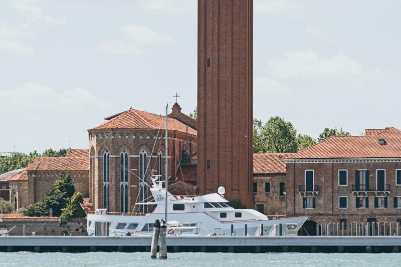 Yacht Bert Venezia