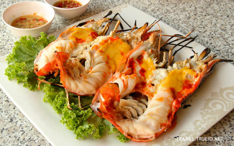 Seafood Near Bangkok
