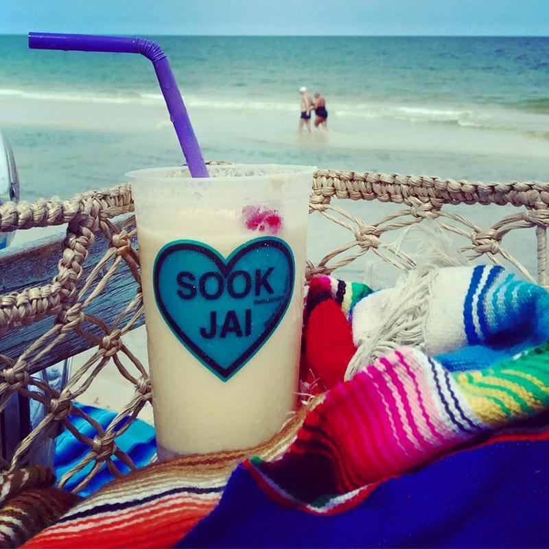 SOOK JAI Refreshment