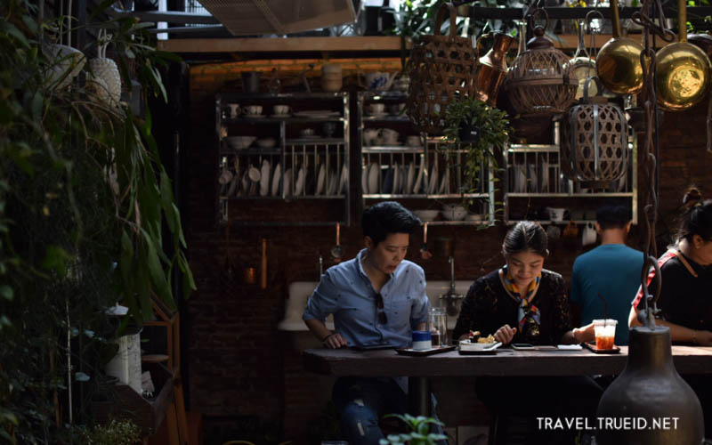 Flower Cafe Bangkok