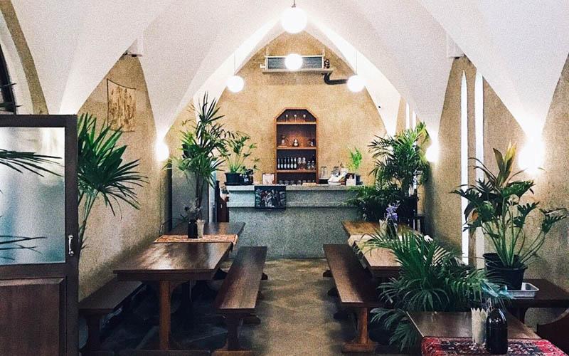 Cafe Lab In BKK
