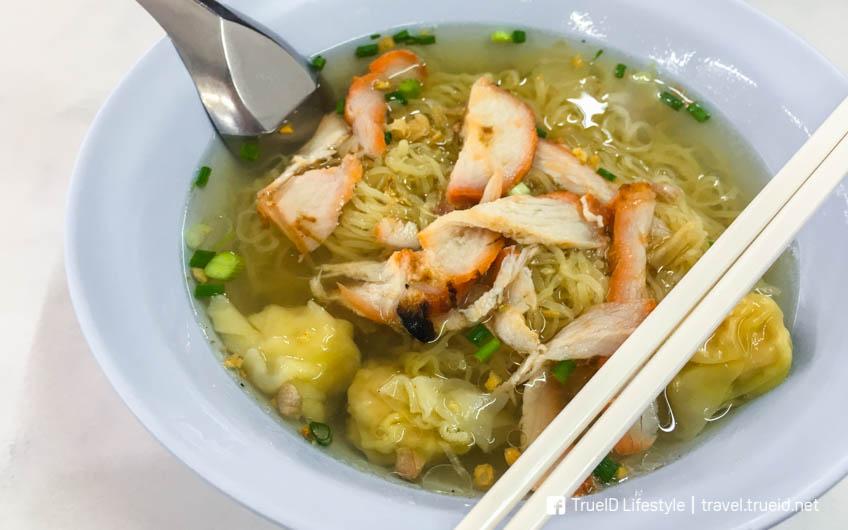 Street Food Bangkok Bus No 12