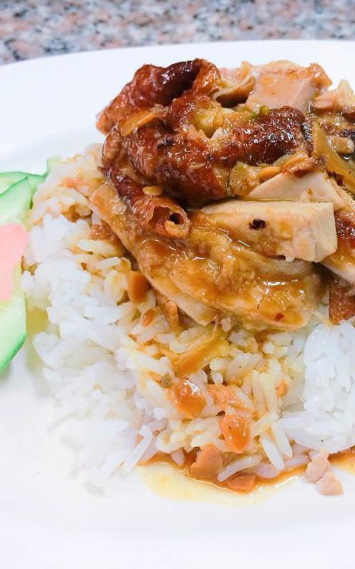 Street Food Silom