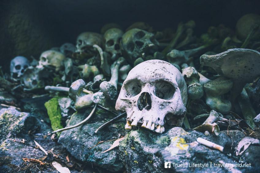 Toraja Zombie Village