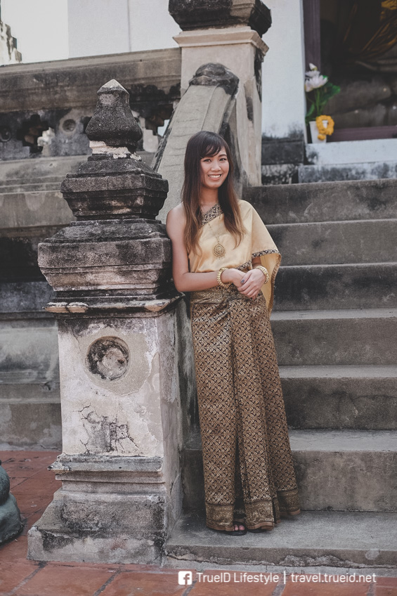 Ayuthaya ตามรอยแม่หญิงการะเกด บุพเพสันนิวาส