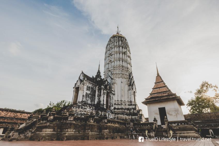Wat Phutthaisawan ตามรอยแม่หญิงการะเกด บุพเพสันนิวาส