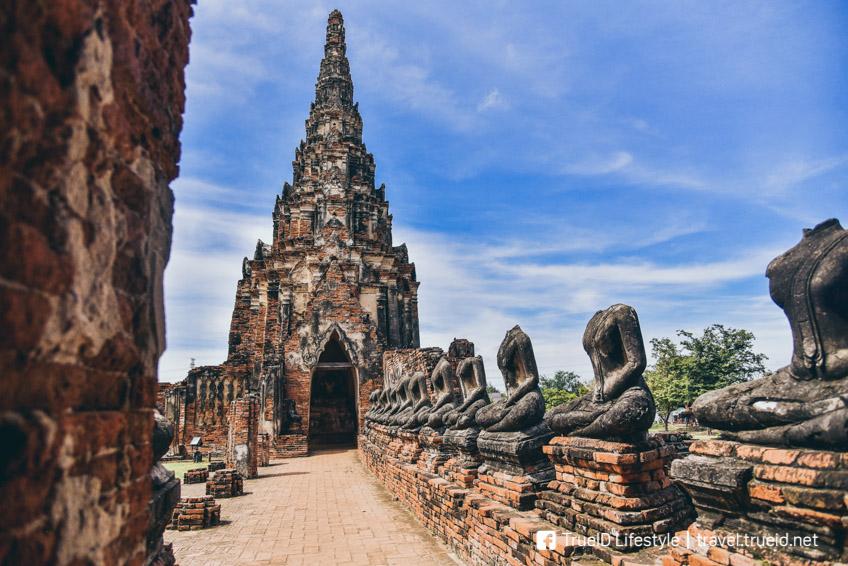 Ayutthaya Historical Park ตามรอยแม่หญิงการะเกด บุพเพสันนิวาส