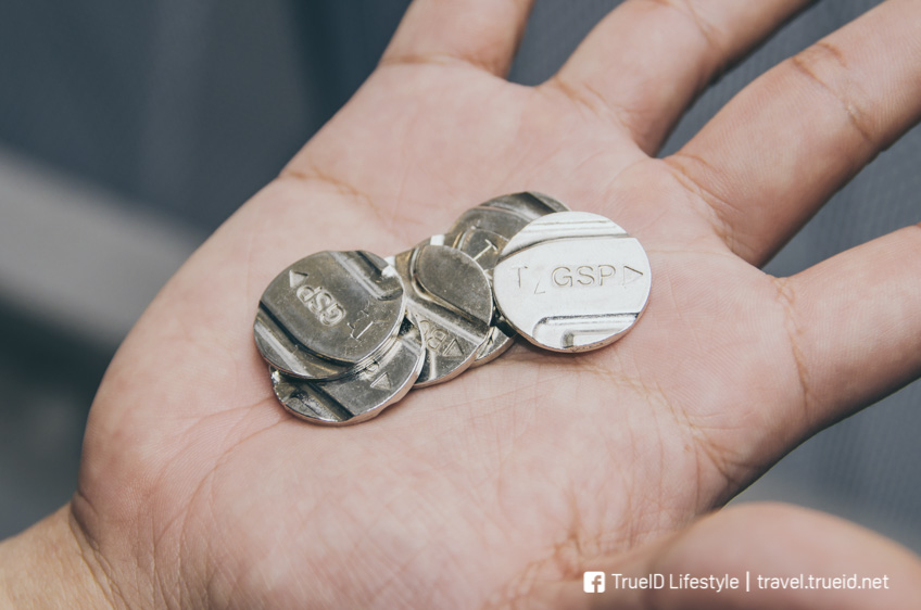 gashapon coin กาชาปอง ญี่ปุ่น
