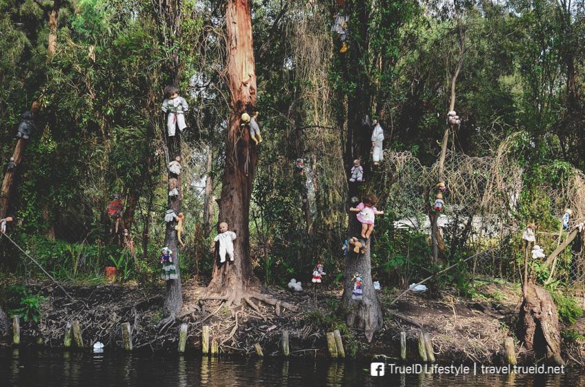 Island of dolls Mexico เกาะตุ๊กตาผี เม็กซิโก