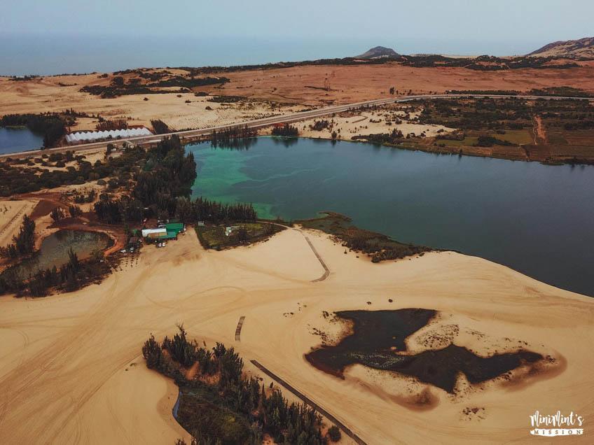 ทะเลทรายมุยเน่ เวียดนาม
