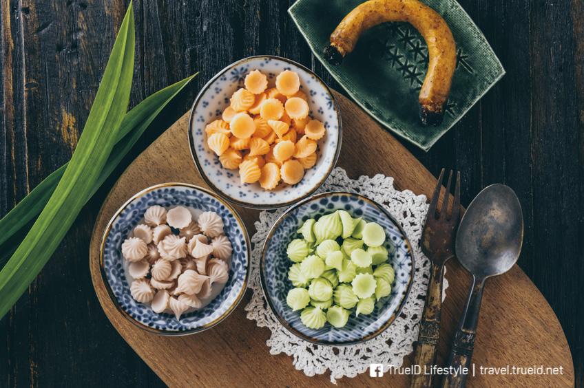 14 ขนมไทย โดย ท้าวทองกีบม้า