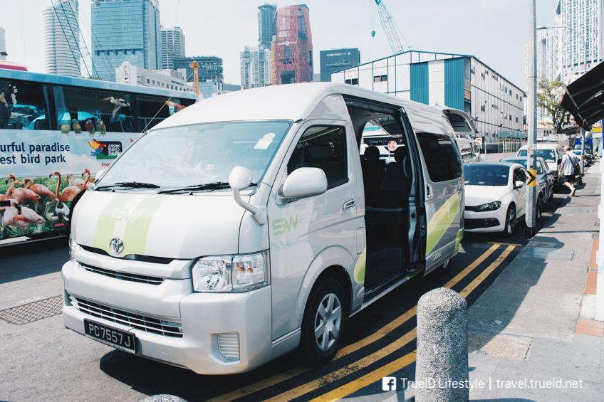 Haji Lane สิงคโปร์
