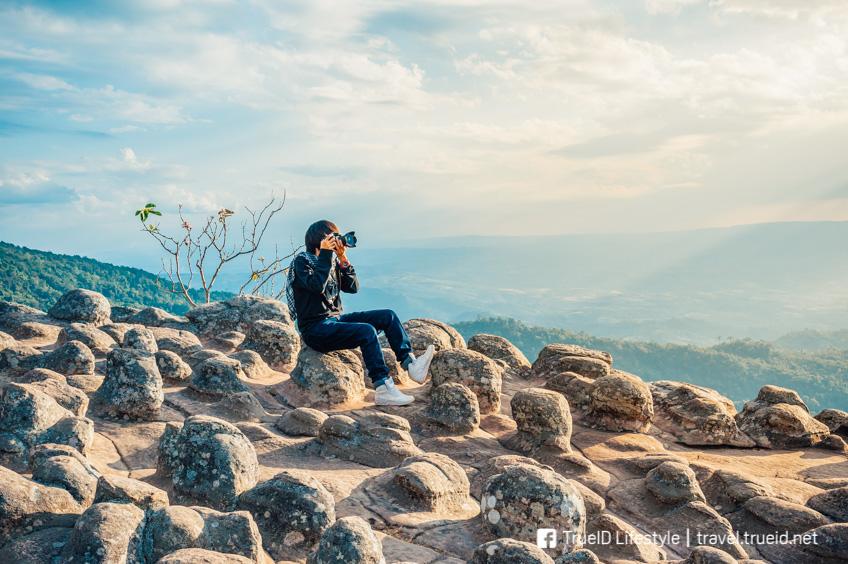 ภูหินร่องกล้า อุทยานแห่งชาติ เที่ยวหน้าหนาว