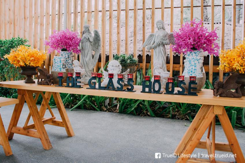 The Glass House พัทยา ร้านอร่อยริมทะเล