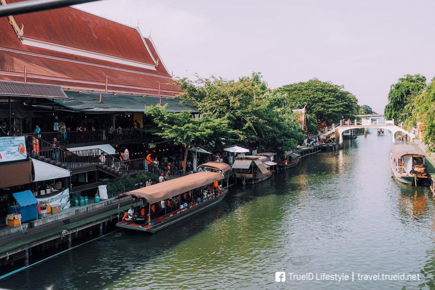 ตลาดน้ำขวัญเรียม ตลาดน้ำในกรุงเทพ